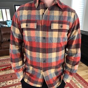 Traditional Fit LL Bean Flannel
